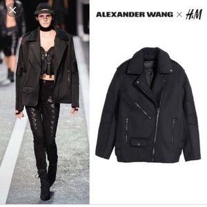 Alexander Wang x H&M jacket!